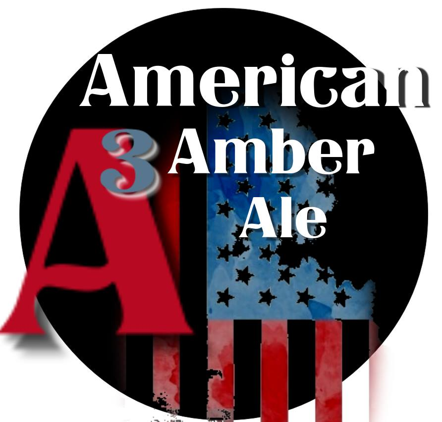 American Amber Ale -1 Liter