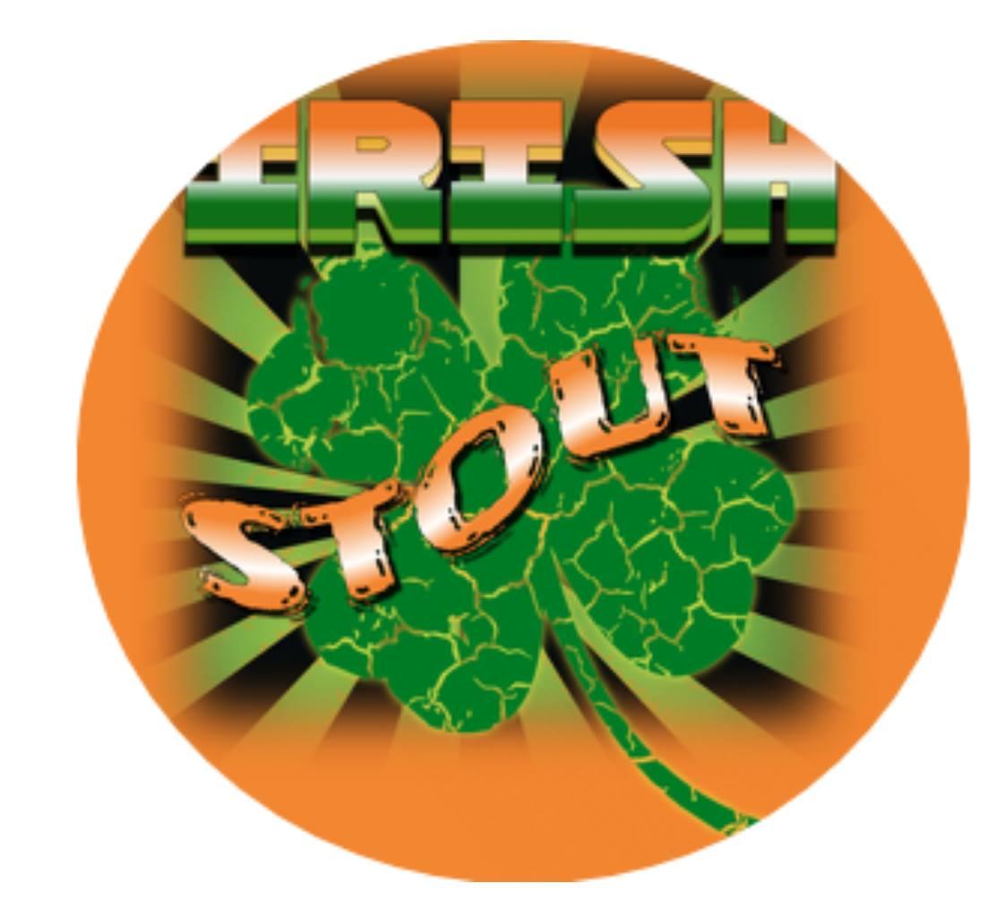 Irish Stout - 1 Liter
